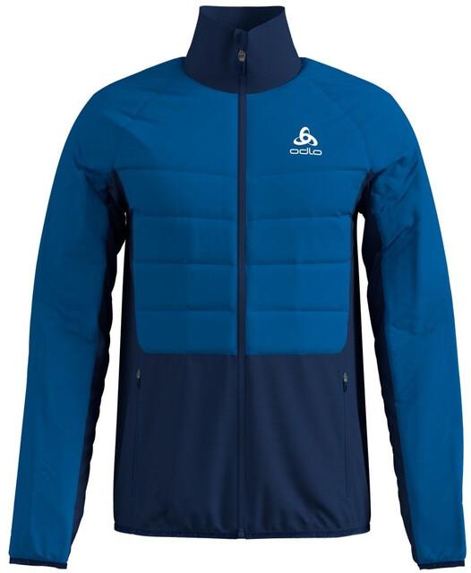 Odlo Millenium S Thermic Element Jacke Herren estate bluedirectoire blue